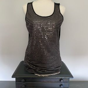The Limited sparkle tank size M